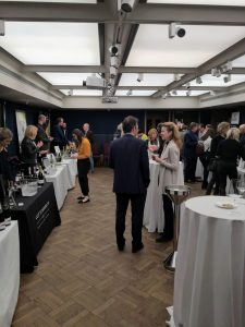 Rosé Shines At the Vineyards of Hampshire Tasting
